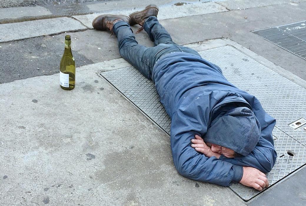 как выглядит алкоголизм